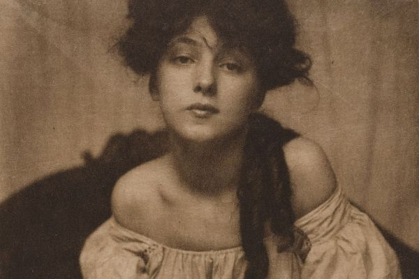 20th century photographs by Gertrude Käsebier