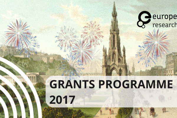 Meet the winners of the Europeana Research Grants Programme 2017