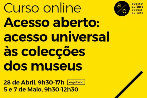 Open Access, paving the way to making Portugal's museum collections available online