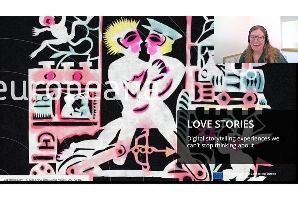 Love stories - digital storytelling experiences we can't stop thinking about
