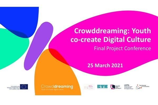 Crowddreaming: Youth Co-Create Digital Culture