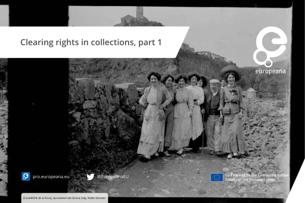 Clearing rights in collections, part 1
