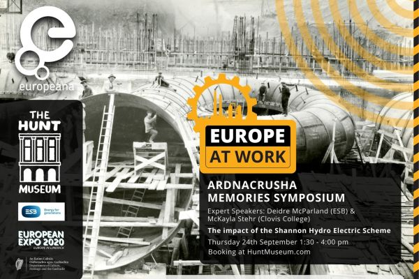 Ardnacrusha Memories - Symposium and collection days