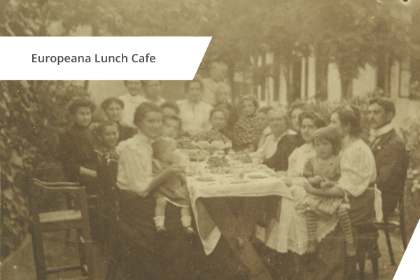 Europeana Lunch Café