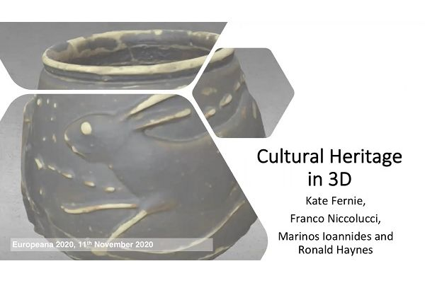 Cultural Heritage in 3D