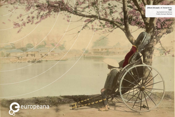 Give your device a Europeana personality