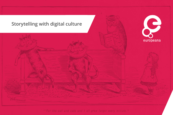 Storytelling with digital culture
