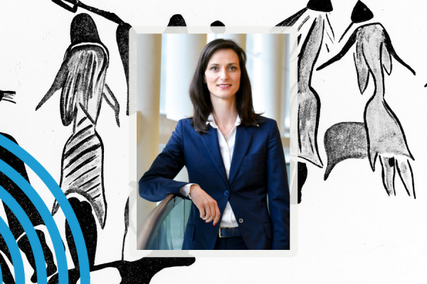 Women in culture and tech: Mariya Gabriel, European Commissioner for Digital Economy and Society