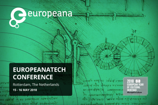 EuropeanaTech Conference 2018