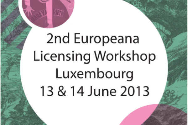 Europeana Licensing Workshop