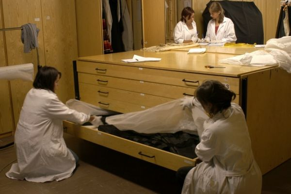 Behind the Scenes at Museo del Traje