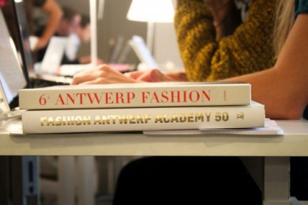Belgium Momentum: Third Fashion Edit-a-thon at the MoMu Fashion Museum in Antwerp.