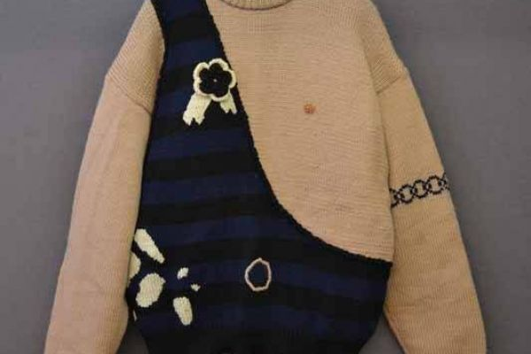 Europeana Fashion Focus: Sweater by Walter Van Beirendonck, 1987