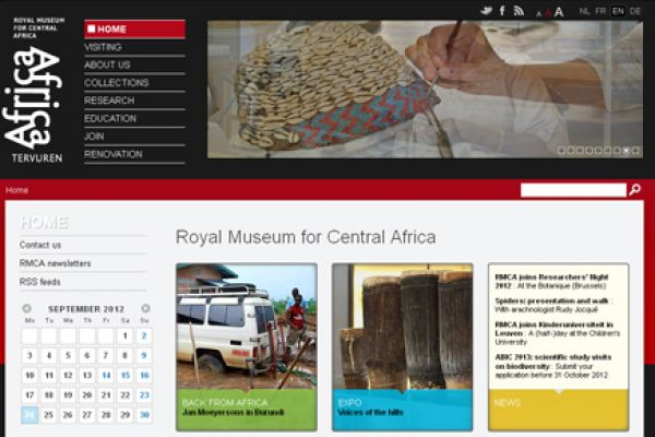Royal Museum for Central Africa search