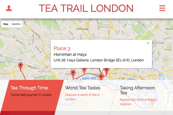 Tea Trail London