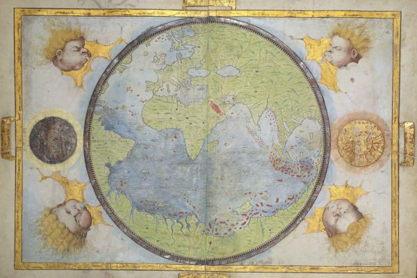 Maps for makers: Representing earth through time
