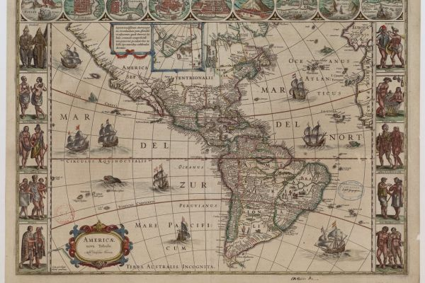 Maps for makers: Famous cartographers