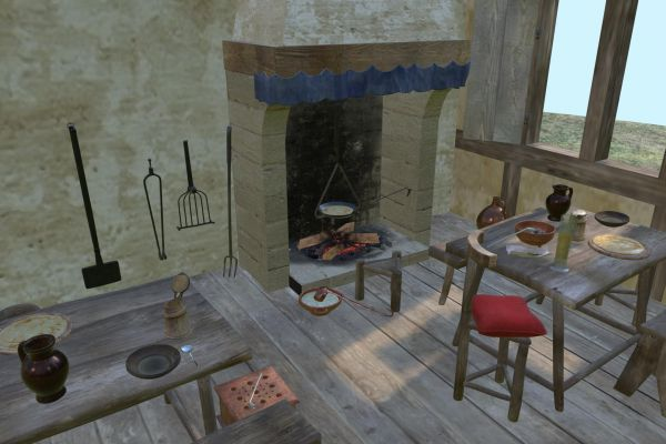 Welcome to Swan Inn! Or how historical knowledge and cultural content make an intriguing virtual reality experience