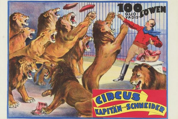 The history of the circus from 1880 to now