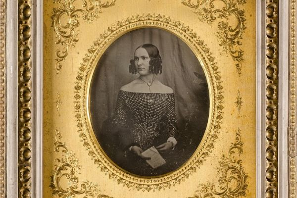 Daguerreotypes from the MKG Hamburg