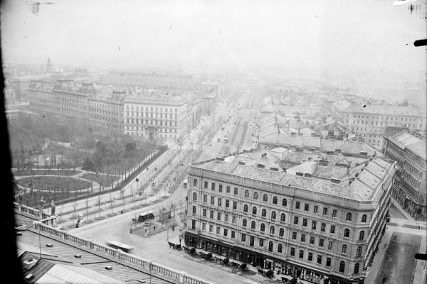Historical pictures of Vienna