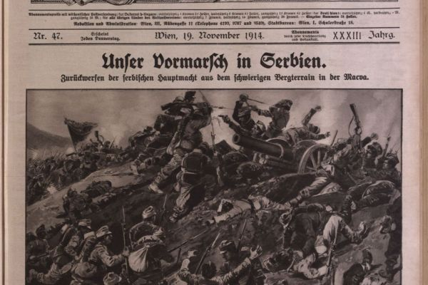 Austrian Newspapers and Special Editions of the First World War