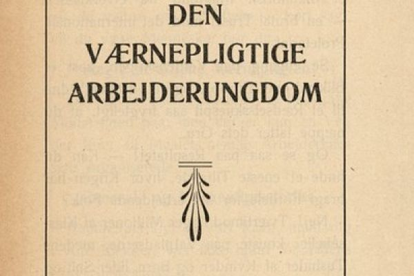 Danish collection of digitized pamphlets's contribution to the project Europeana Collections 1914-1918
