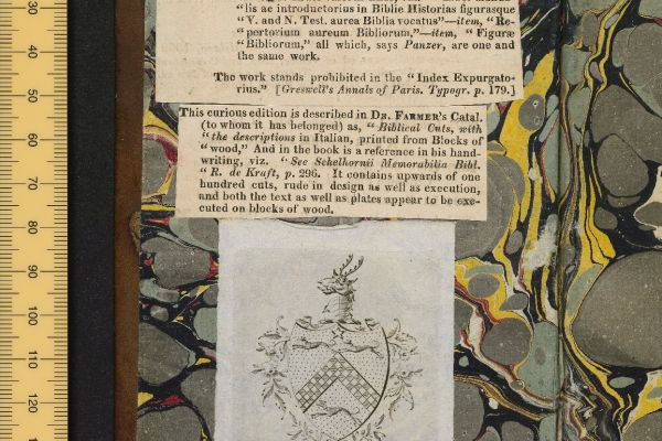 Early Printing in Europe: examples in Bodleian collections