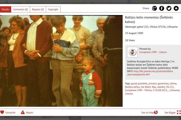 Europeana 1989: Documenting Historic Turning Points Via Crowdsourcing