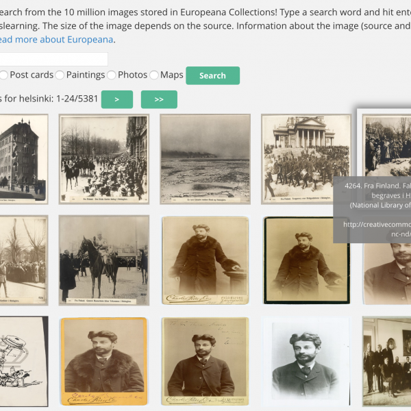 European cultural heritage in educational activities on the itslearning learning platform