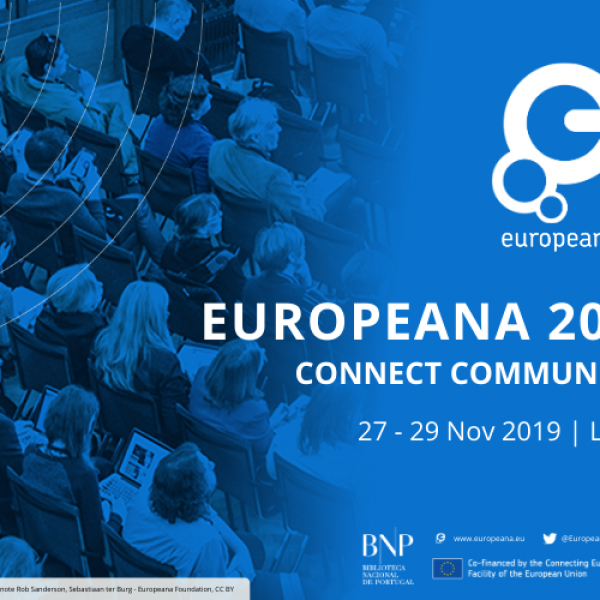 All about Europeana 2019 - for attendees