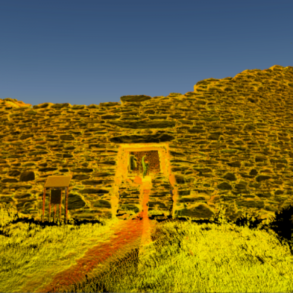 3D documentation and reuse of data within the cultural heritage sector in Ireland