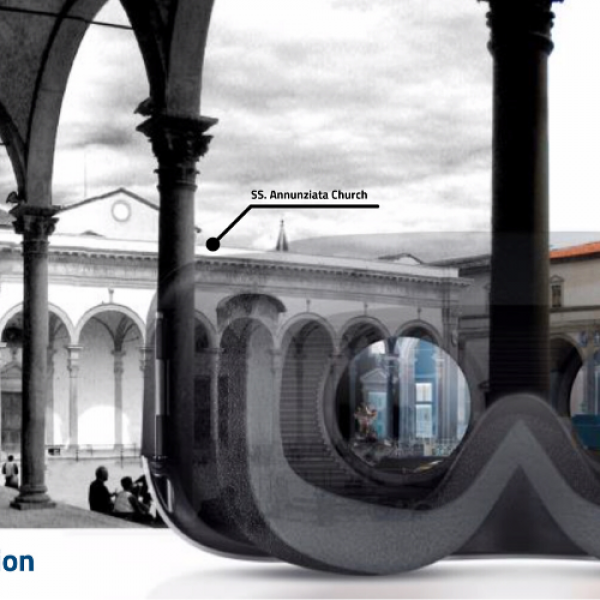 3D models to explore our built cultural heritage: the INCEPTION technologies