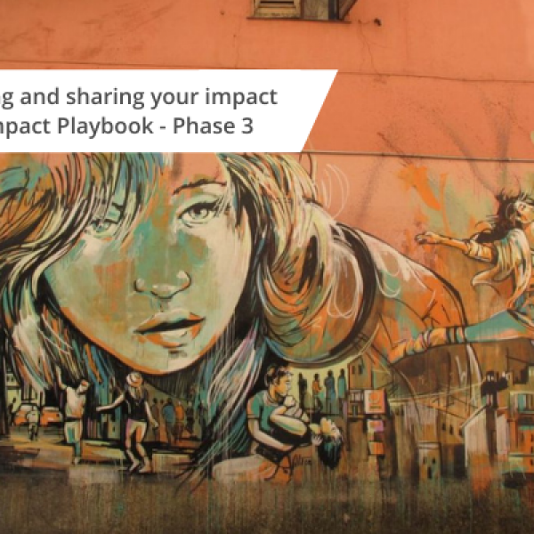 Narrating and sharing your impact story: Impact Playbook - Phase 3