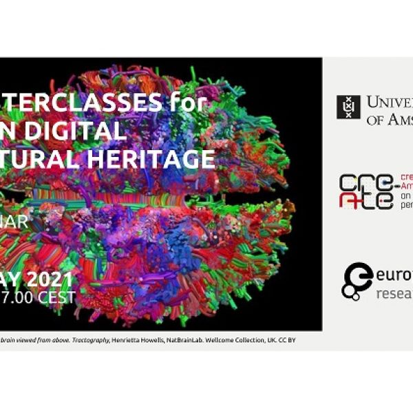 Masterclasses for Open Digital Cultural Heritage