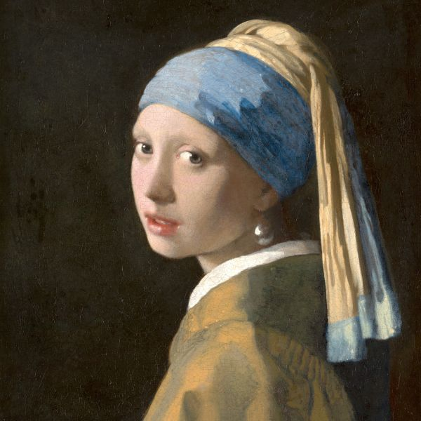 High-resolution paintings from the Mauritshuis