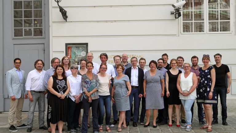 Meanwhile in Vienna… the Members Council continues its work