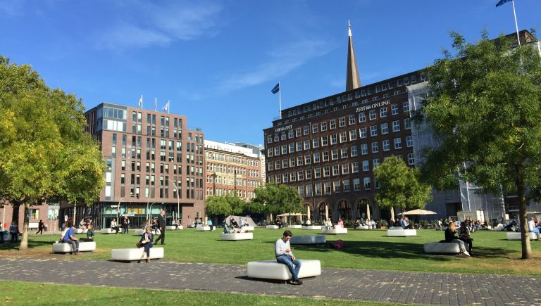 What the Europeana Impact Playbook taught a city about revitalising an inner city square
