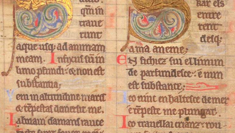 Medieval manuscript databases