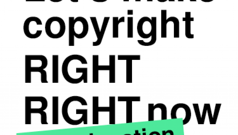 Fixing copyright for education with COMMUNIA