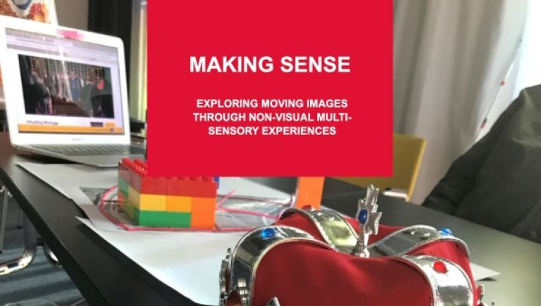 Making Sense: Exploring Moving Images Through Non-visual Multi-Sensory Experiences