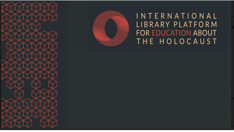 International Library Platform for Education About the Holocaust