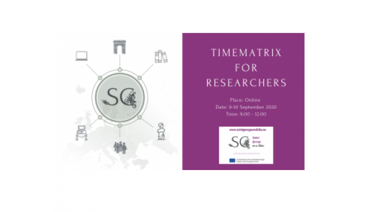 Timematrix for researchers