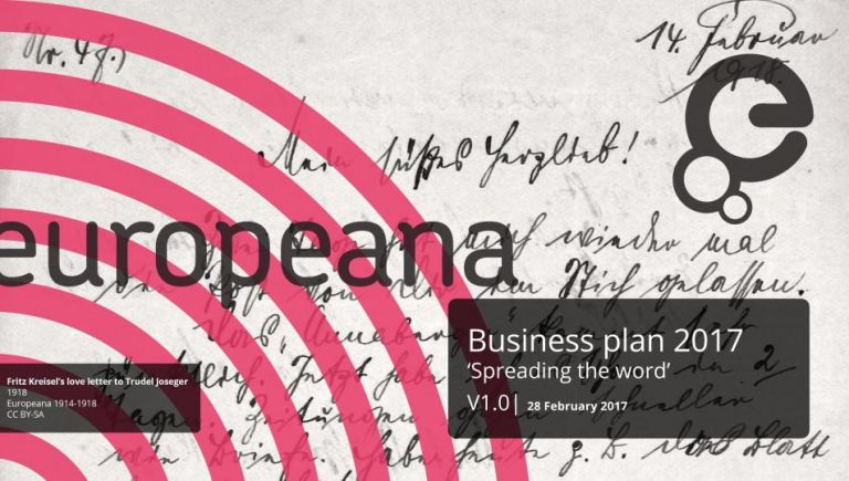 'Spreading the Word': Business Plan 2017